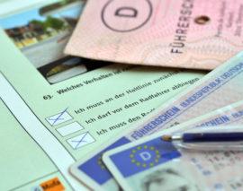 Umfrage zu Patienten, Straßenverkehr und Führerschein