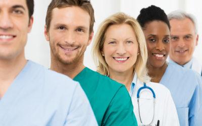 Von Arzt zu Arzt