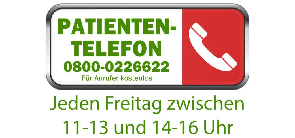 Patiententelefon
