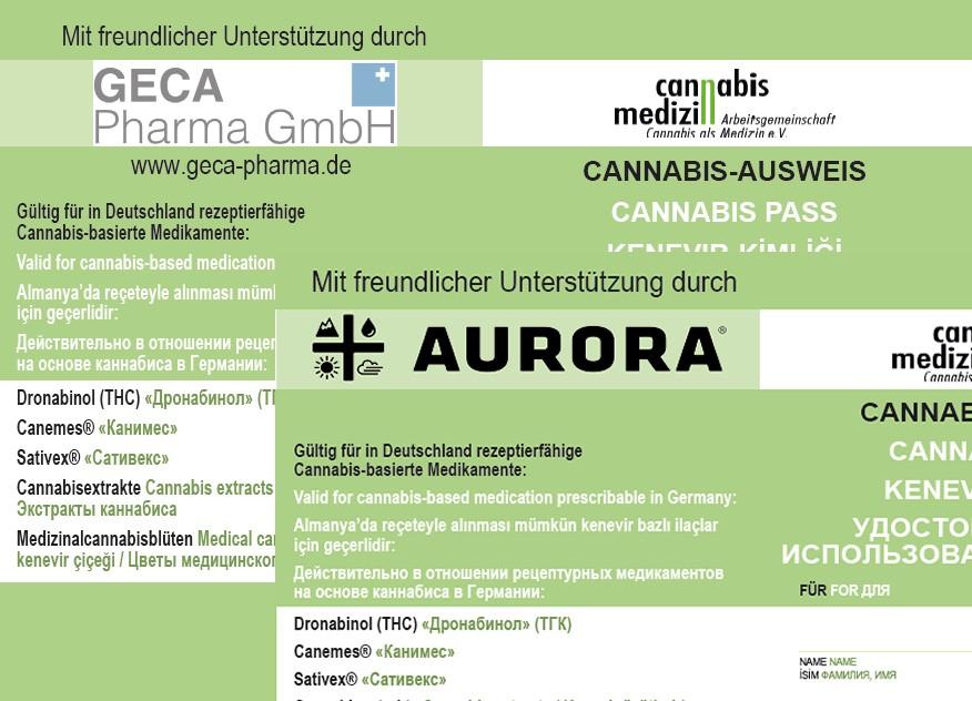 Cannabis-Ausweise für Firmen
